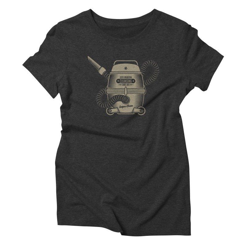 Cleansing Women's T-Shirt by leffegoldstein's Artist Shop