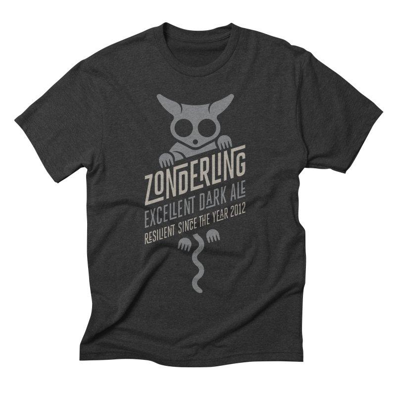 Zonderling, slang Men's Triblend T-shirt by leffegoldstein's Artist Shop