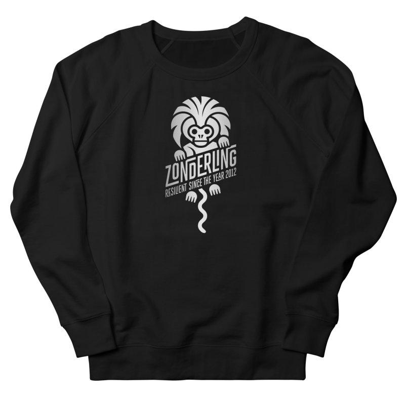Zonderling Cotton Top Tamarin Monkey Women's Sweatshirt by leffegoldstein's Artist Shop