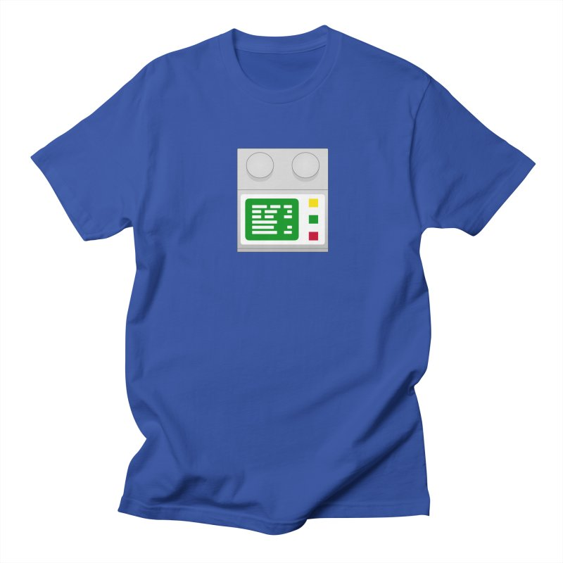 My First Computer Men's T-Shirt by left brain shirts