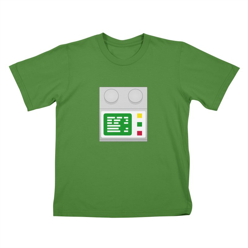 My First Computer Kids T-Shirt by left brain shirts