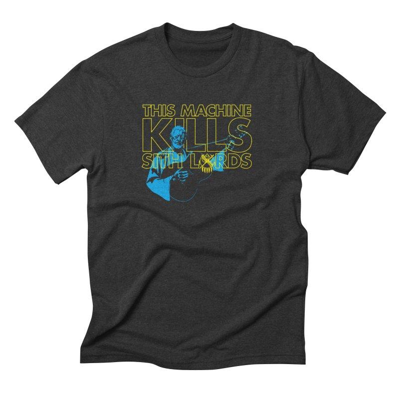 Help Me Okie Kenobi, You're My Only Hope! Men's T-Shirt by lefteyeburns's Artist Shop