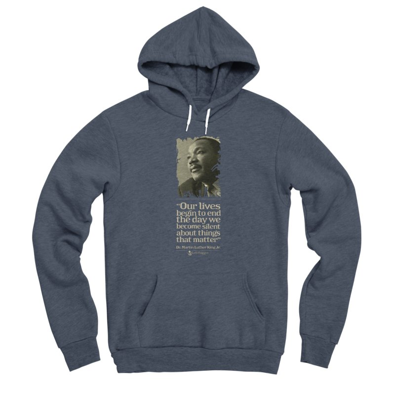 ...things that matter Men's Pullover Hoody by Lefthugger