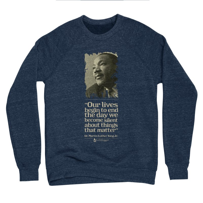 ...things that matter Women's Sponge Fleece Sweatshirt by Lefthugger
