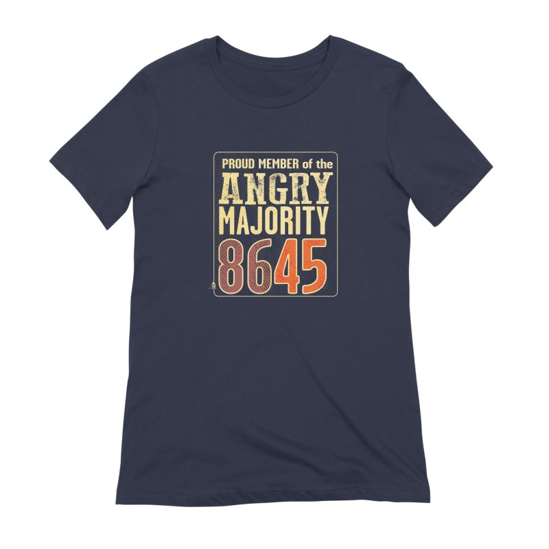 8645 Women's T-Shirt by Lefthugger