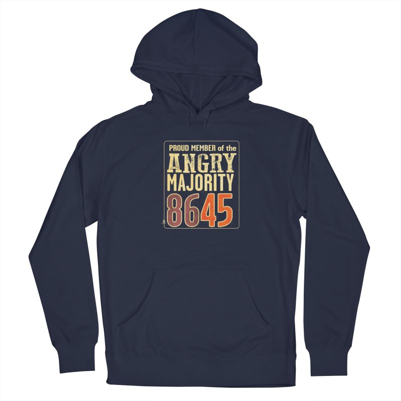 8645 Women's French Terry Pullover Hoody by Lefthugger