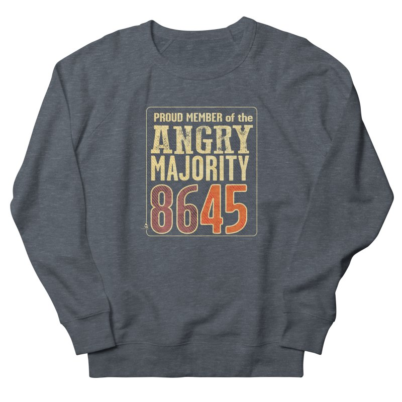 8645 Men's French Terry Sweatshirt by Lefthugger