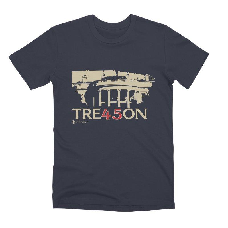 TRE45SON Men's T-Shirt by Lefthugger
