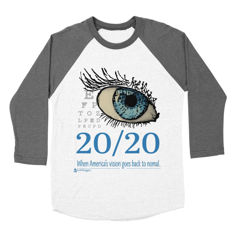 20/20 Women's Longsleeve T-Shirt by Lefthugger