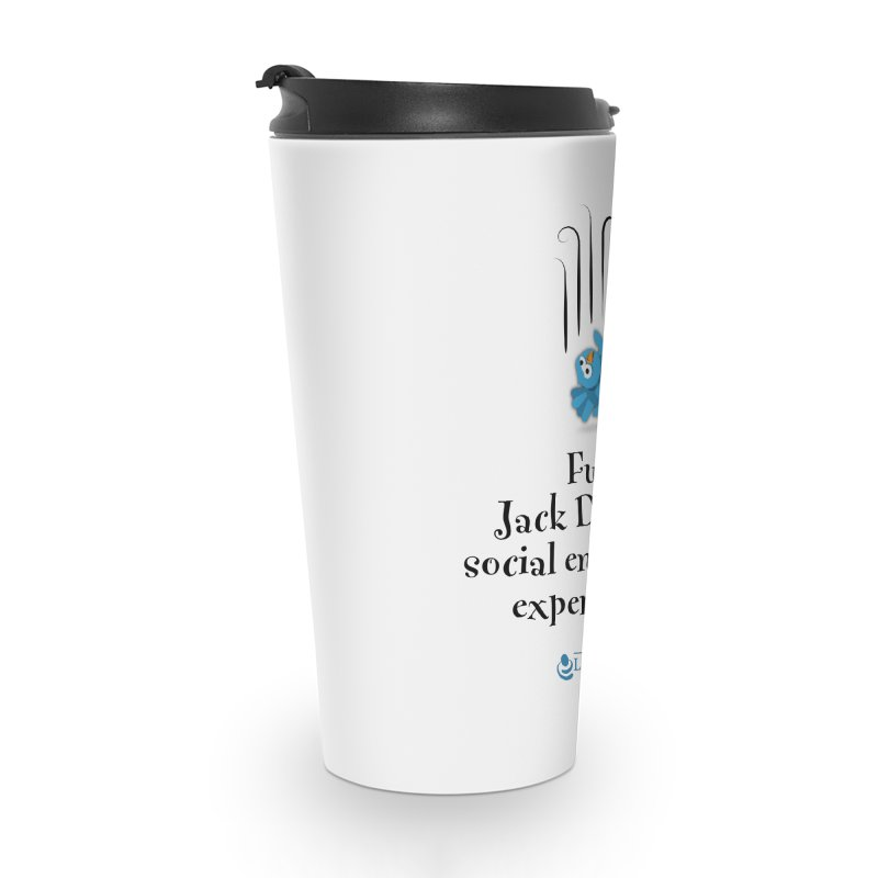 Fuck Jack Accessories Travel Mug by Lefthugger
