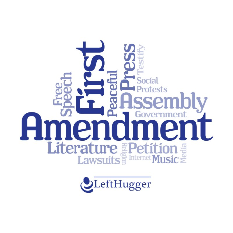 The 1st Amendment by Lefthugger