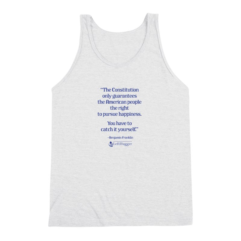 You have to catch it yourself. Men's Tank by Lefthugger
