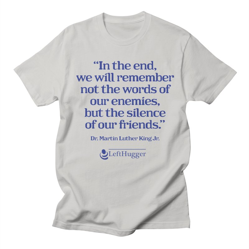 In the end Men's T-Shirt by Lefthugger