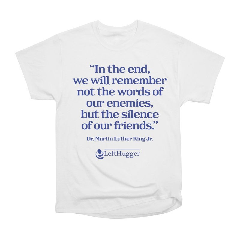 In the end Men's Heavyweight T-Shirt by Lefthugger