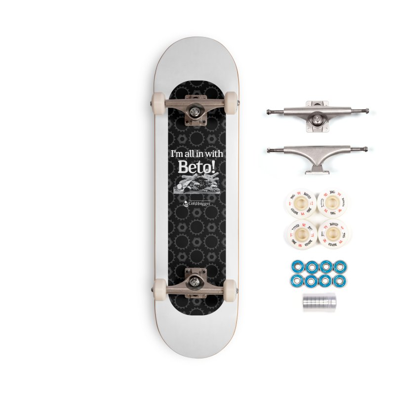 Beto Skateboard Accessories Complete - Premium Skateboard by Lefthugger
