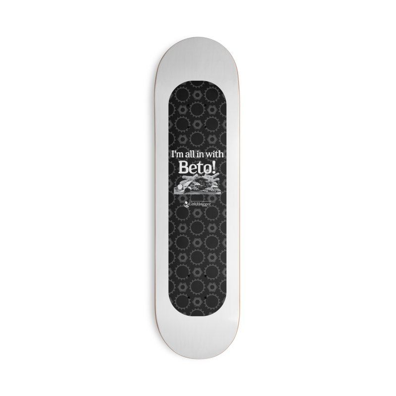 Beto Skateboard Accessories Deck Only Skateboard by Lefthugger