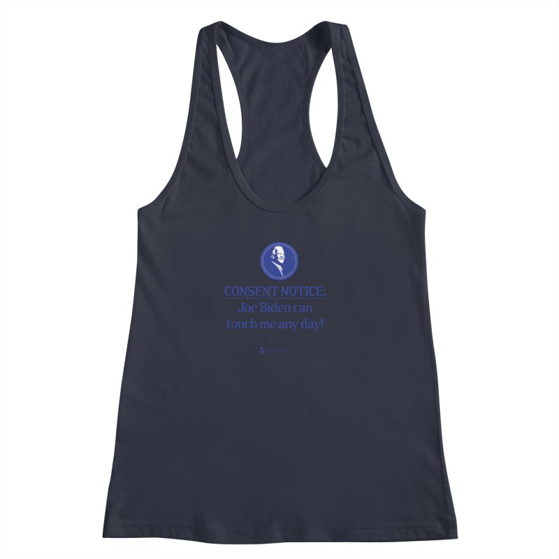 Consent Notice: Women's Tank by Lefthugger