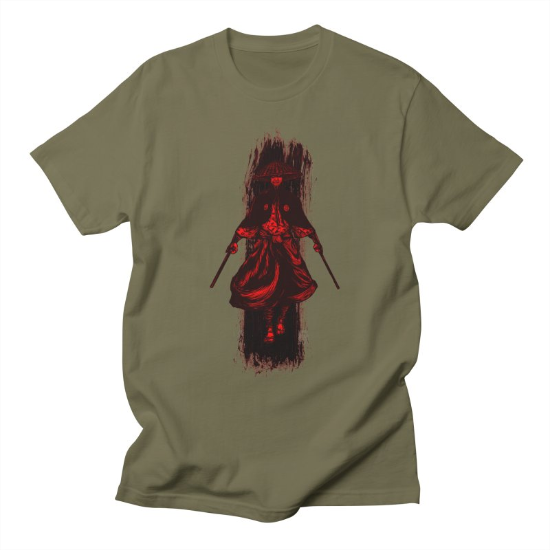 Kills with No Knives (Flying Guillotine) - Red Men's T-Shirt by legendaryweapons's Artist Shop