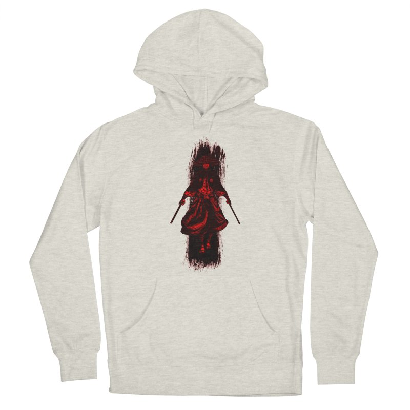 Kills with No Knives (Flying Guillotine) - Red Men's Pullover Hoody by legendaryweapons's Artist Shop