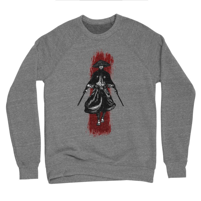 Kills with No Knives (Flying Guillotine) - White Men's Sweatshirt by legendaryweapons's Artist Shop