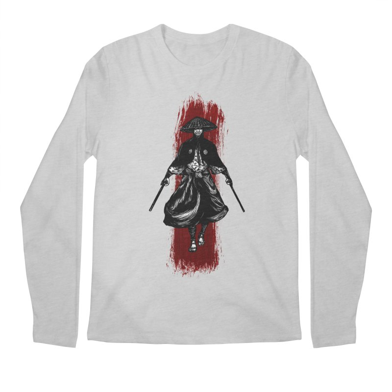 Kills with No Knives (Flying Guillotine) - White Men's Longsleeve T-Shirt by legendaryweapons's Artist Shop