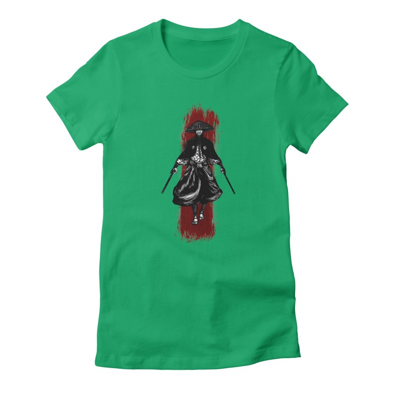 Kills with No Knives (Flying Guillotine) - White Women's T-Shirt by legendaryweapons's Artist Shop