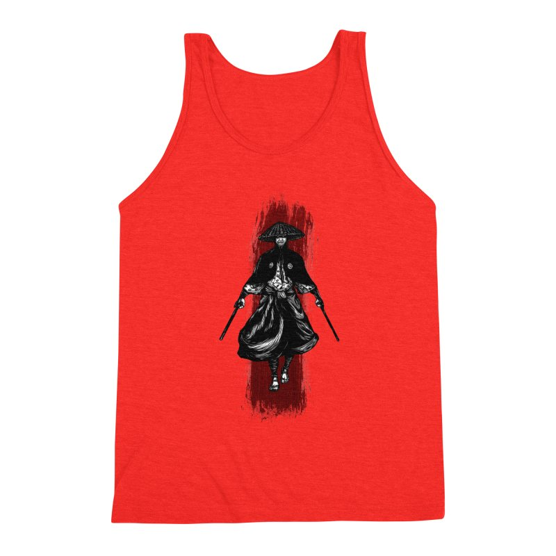 Kills with No Knives (Flying Guillotine) - White Men's Tank by legendaryweapons's Artist Shop