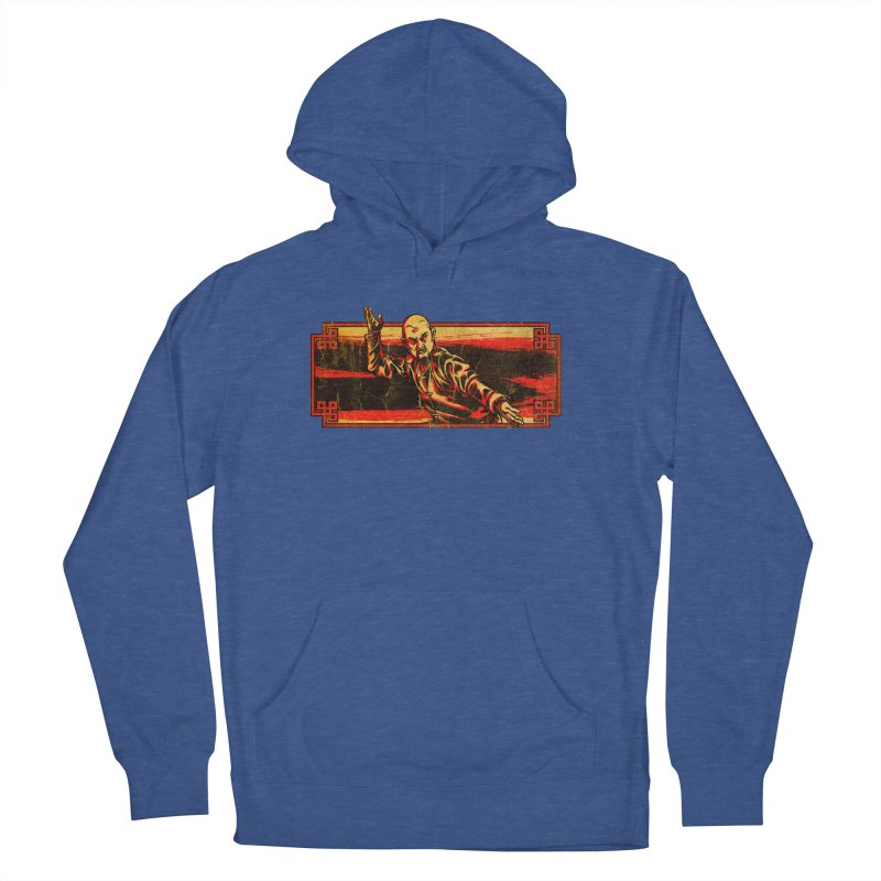 Tai Chi Master Women's French Terry Pullover Hoody by legendaryweapons's Artist Shop