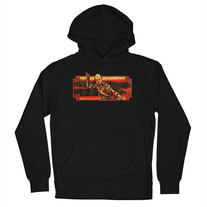 Tai Chi Master Men's French Terry Pullover Hoody by legendaryweapons's Artist Shop