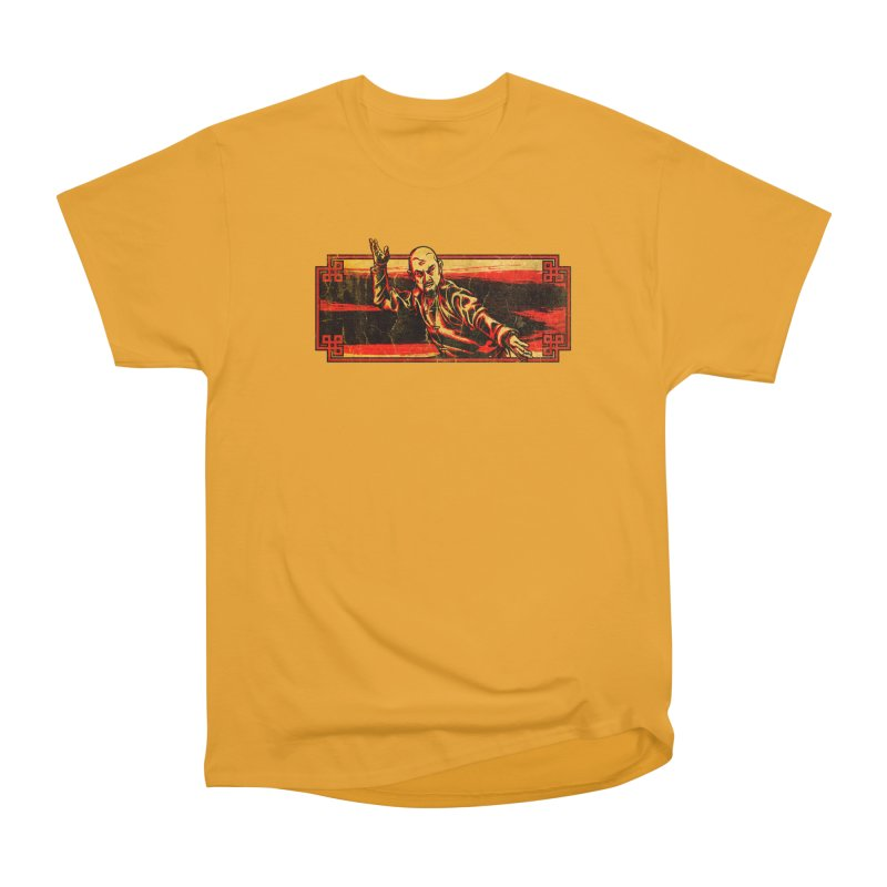 Tai Chi Master Men's Heavyweight T-Shirt by legendaryweapons's Artist Shop