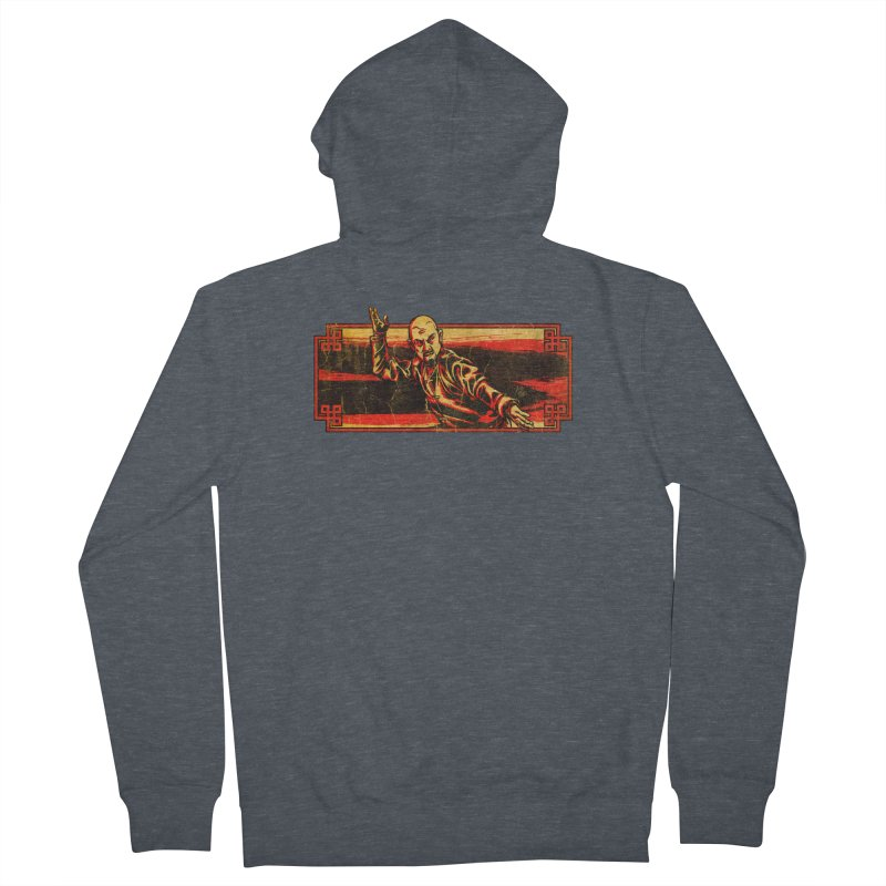 Tai Chi Master Women's French Terry Zip-Up Hoody by legendaryweapons's Artist Shop