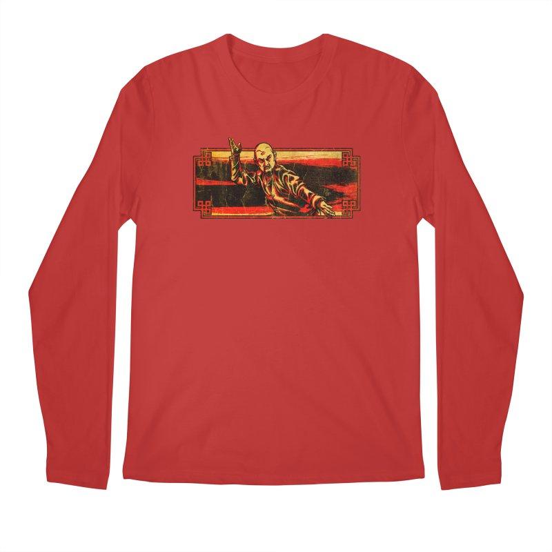 Tai Chi Master Men's Regular Longsleeve T-Shirt by legendaryweapons's Artist Shop