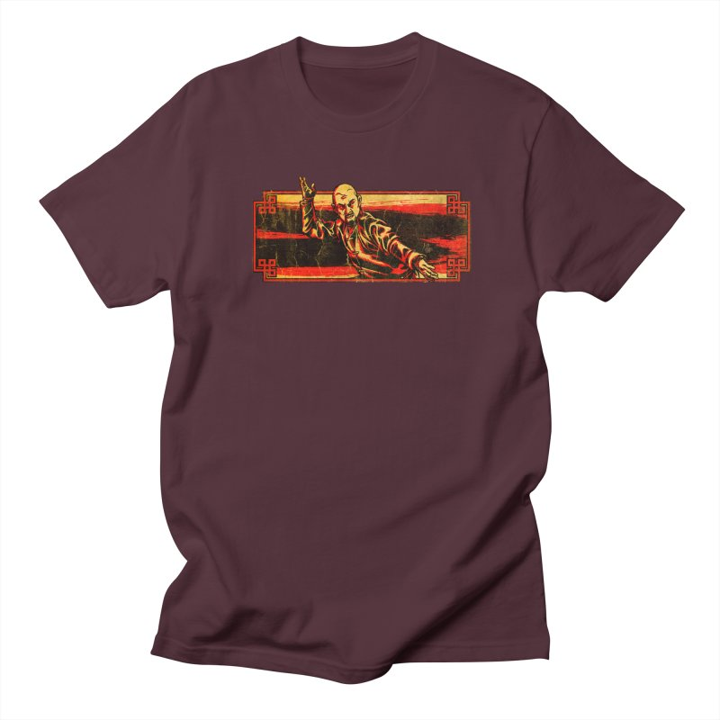 Tai Chi Master Men's Regular T-Shirt by legendaryweapons's Artist Shop