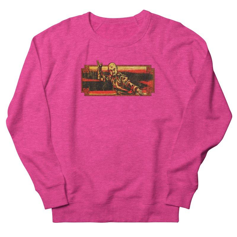 Tai Chi Master Women's French Terry Sweatshirt by legendaryweapons's Artist Shop