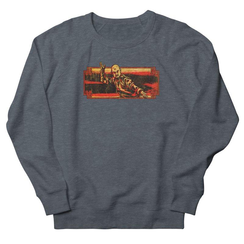 Tai Chi Master Men's French Terry Sweatshirt by legendaryweapons's Artist Shop