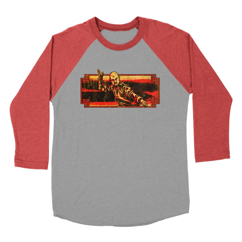 Tai Chi Master Women's Baseball Triblend Longsleeve T-Shirt by legendaryweapons's Artist Shop