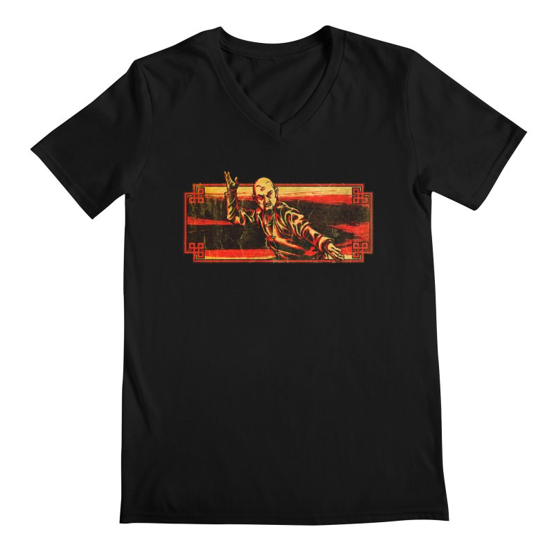 Tai Chi Master Men's Regular V-Neck by legendaryweapons's Artist Shop