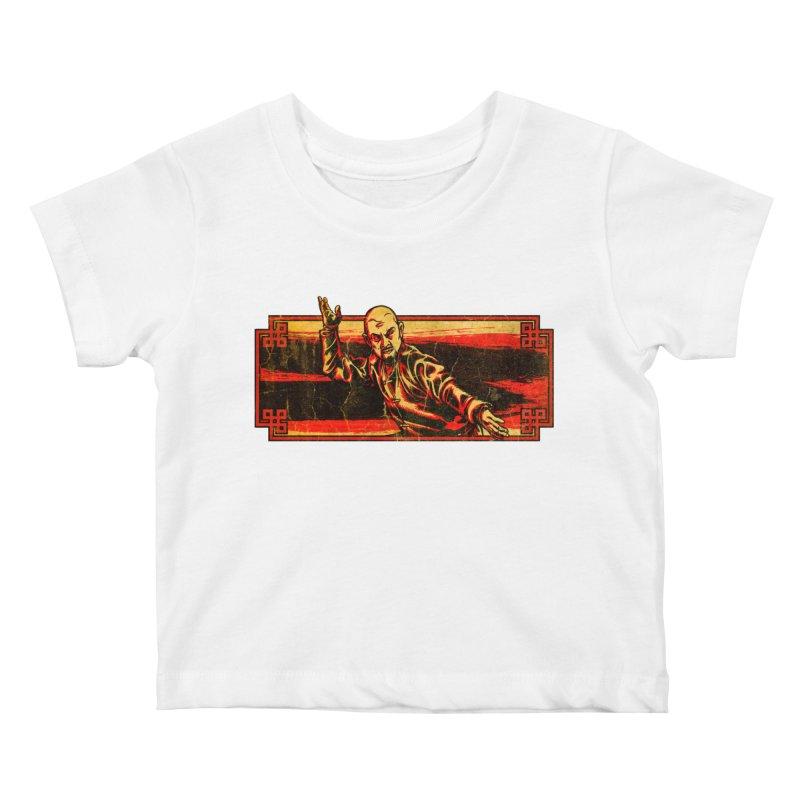 Tai Chi Master Kids Baby T-Shirt by legendaryweapons's Artist Shop