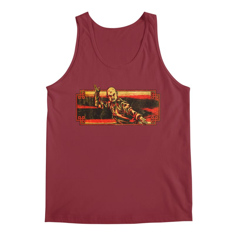 Tai Chi Master Men's Regular Tank by legendaryweapons's Artist Shop