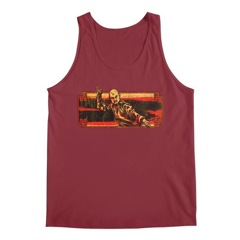 Tai Chi Master Men's Tank by legendaryweapons's Artist Shop