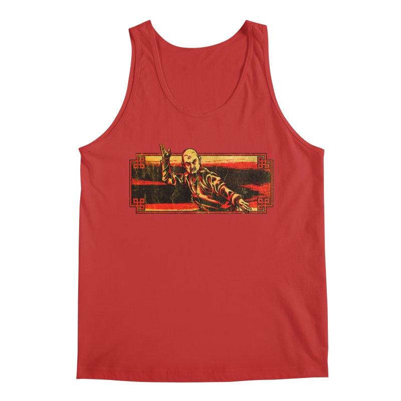 Tai Chi Master Men's Regular Tank by legendaryweapons's Artist Shop