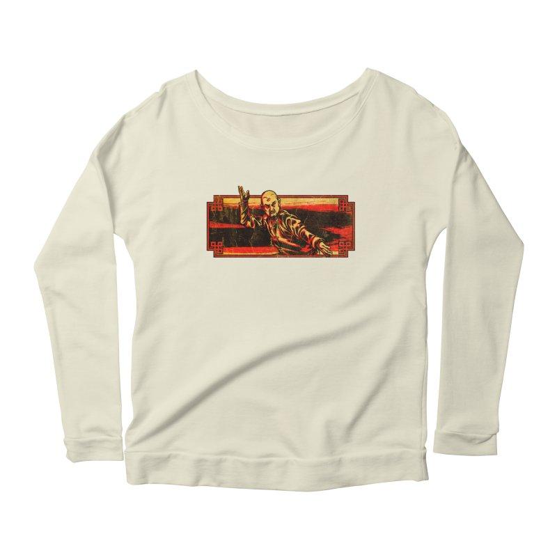 Tai Chi Master Women's Scoop Neck Longsleeve T-Shirt by legendaryweapons's Artist Shop