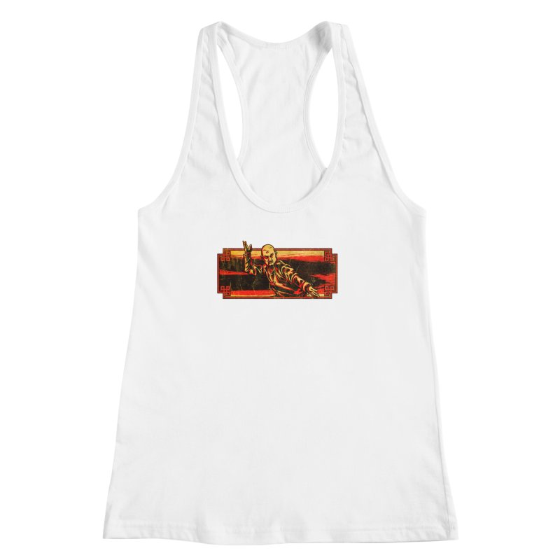 Tai Chi Master Women's Racerback Tank by legendaryweapons's Artist Shop