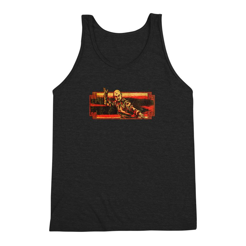 Tai Chi Master Men's Triblend Tank by legendaryweapons's Artist Shop