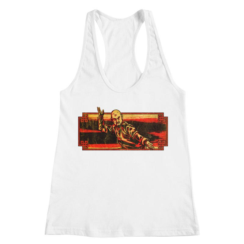 Tai Chi Master Women's Racerback Tank by legendaryweapons's Artist Shop