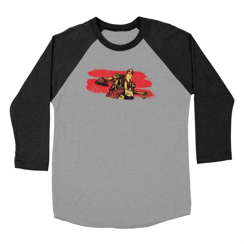 The Master of the Flying Guillotine Women's Longsleeve T-Shirt by legendaryweapons's Artist Shop