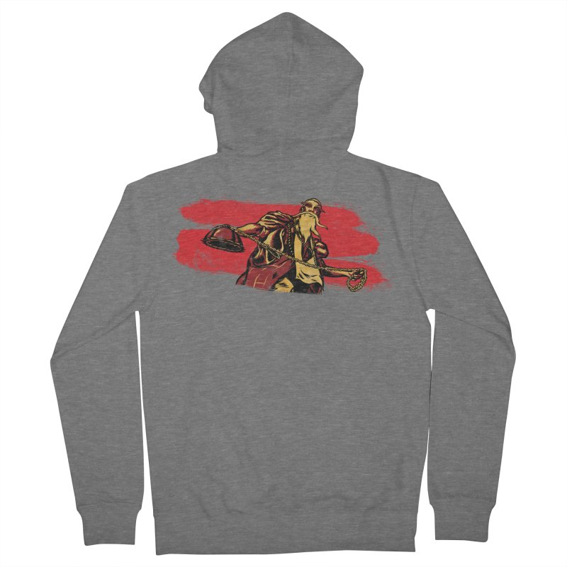 The Master of the Flying Guillotine Men's Zip-Up Hoody by legendaryweapons's Artist Shop