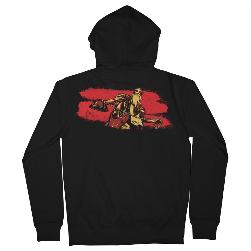 The Master of the Flying Guillotine Men's French Terry Zip-Up Hoody by legendaryweapons's Artist Shop