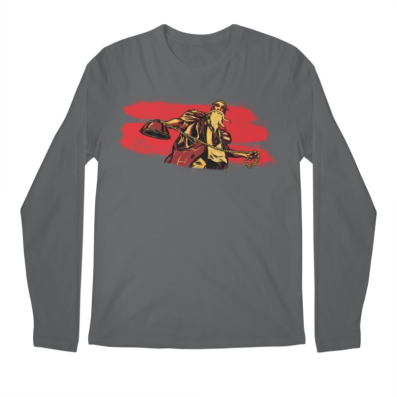 The Master of the Flying Guillotine Men's Longsleeve T-Shirt by legendaryweapons's Artist Shop