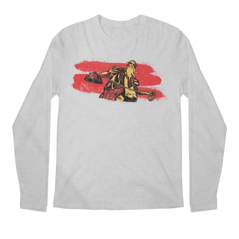 The Master of the Flying Guillotine Men's Regular Longsleeve T-Shirt by legendaryweapons's Artist Shop